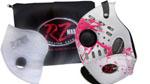 RZ Mask Pink Splat