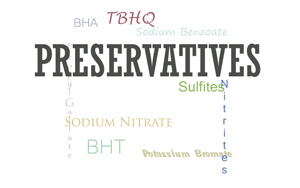 Common Preservatives in Food and Personal Care Products