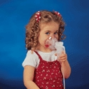 Bubbles Nebulizer Mask