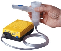 PARI TREK Nebulizer for Asthma Treatments