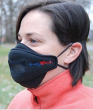 BreathXChange Half Mask