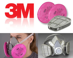 3M Mask Filters