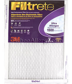 3M Filtrete Ultra Furnace Filters