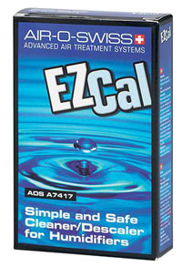 Air-O-Swiss 7417 EZ Cal Cleaner & Descaler