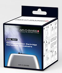 Air-O-Swiss Demineralization Cartridge