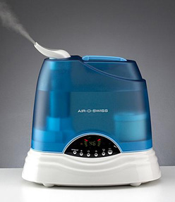 Air-O-Swiss 7135 Ultrasonic Humidifier - AOS 7135 Ultrasonic Digital Humidifier