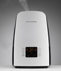 Air-O-Swiss U650 Ultrasonic Humidifier - Air-O-Swiss U650 Humidifier