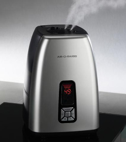 Air-O-Swiss 7144 Ultrasonic Humidifier - Air-O-Swiss 7144 Digital