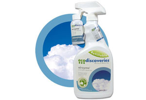 EcoDiscoveries AirZyme Air and Fabric Deodorizer