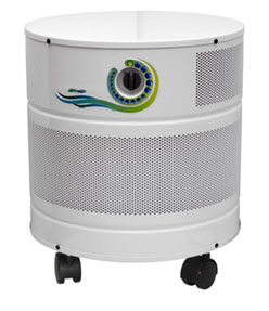AllerAir AirMedic MCS Air Purifiers - AirMedic MCS D Air Purifier - White