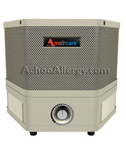 Amaircare 2500 HEPA Air Purifiers - Amaircare 2500 Black Air Purifier W/VOC