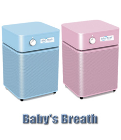 Austin Air Baby's Breath Air Purifiers - Austin Baby's Breath - Pink