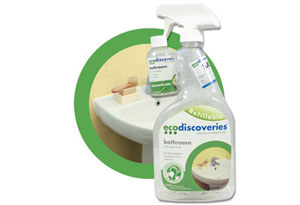 EcoDiscoveries Bathroom Cleaner