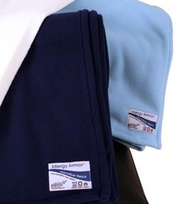Allergy Armor Fleece Blankets