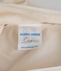 Allergy Armor Organic Duvet Covers