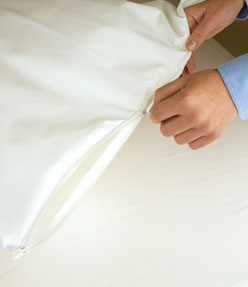 Encase Your Bedding with Allergy Armor