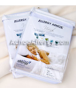Allergy Armor Vinyl - Box Spring Encasings