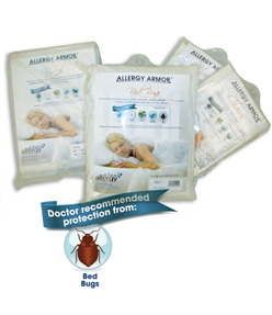 Allergy Armor Bed Bug Bedding Packages