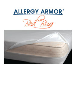 Allergy Armor Bed Bug Mattress Covers