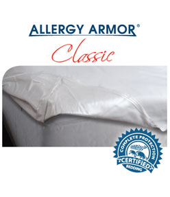 Allergy Armor Classic Pillow Covers