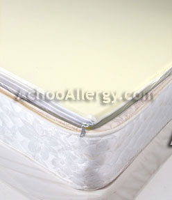 Allergy Armor Foam Mattress Toppers