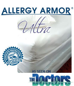 Allergy Armor Ultra Duvet Covers