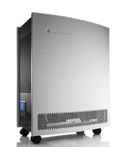 Blueair 650E Air Purifiers - Blueair 650E HEPASilent Air Purifier