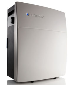 Blueair 203 Air Purifiers - Blueair 203 Smokestop - White