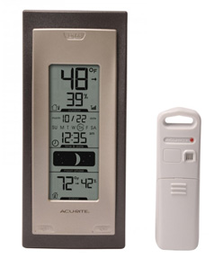 AcuRite Wireless Thermometer & Humidity Gauge