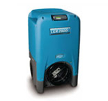 Flood Restoration Dehumidifier