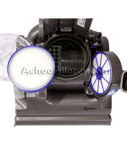 dyson dc33 filter cleaning instructions
