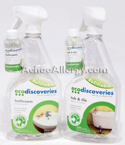 EcoDiscoveries Natural Cleaners