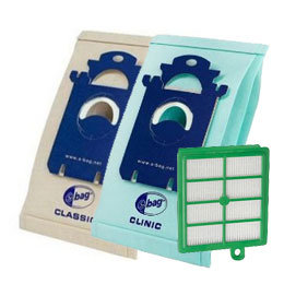 Electrolux Vacuum Bags, Filters & Accessories