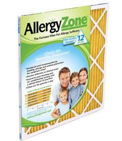 AllergyZone Furnace Filters