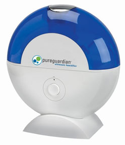 Pure Guardian Table Top Humidifier - Pure Guardian Table Top Humidifier