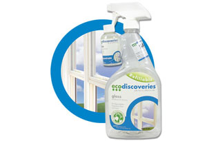 EcoDiscoveries Glass Cleaner