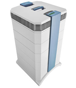 IQAir GC & GCX Series HEPA Air Purifiers - IQAir GCX MultiGas