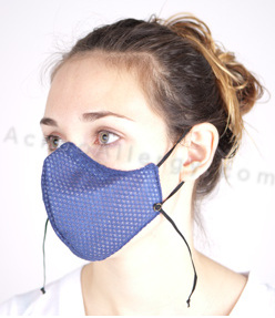 Honeycomb Mask With Carbon Filter Face Mask Allergy