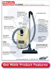 Miele Carina Vacuum Cleaner