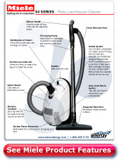 Miele Luna Vacuum Cleaner