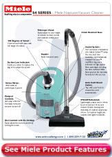 Miele Neptune Vacuum Cleaner