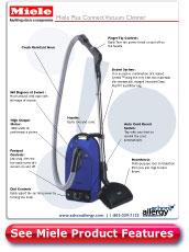 Miele Plus Vacuum Cleaner