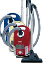 Miele Luna Galaxy Series Vacuum Cleaners