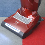 Miele FreshAir Upright Vacuum LED Brush Light