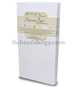 Moonlight Slumber Nature's Star Crib Mattress