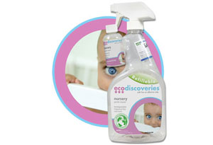 EcoDiscoveries Natural Nursery Cleaner