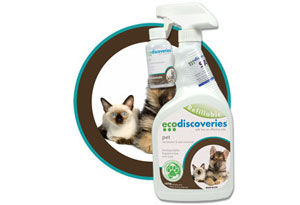 EcoDiscoveries Natural Pet Deodorizer