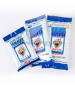 Quick Bath Cleansing Wipes for Dogs