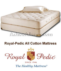 Royal-Pedic Cotton Mattresses