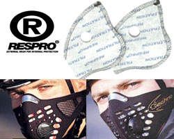The Respro Techno and Sportsta Masks are Now Available in XL Sizes